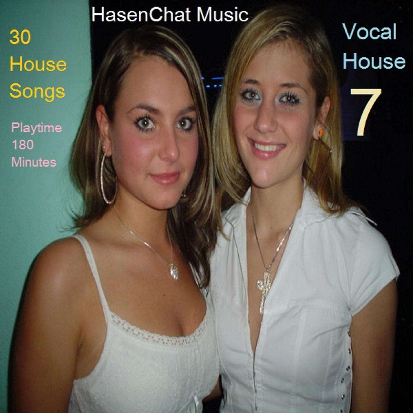 1400 x 1400 - Vocal House 7 Cover
