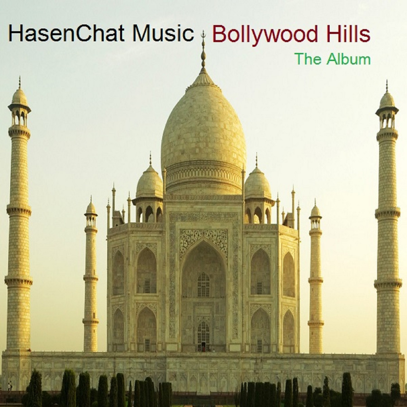 1400 x1400 Bollywood Hills Cover New