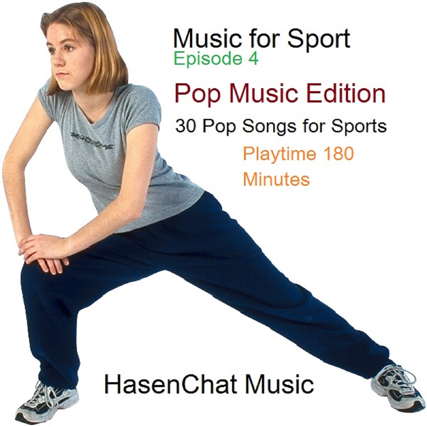 HasenChat Music - Music for Sport - Episode 4