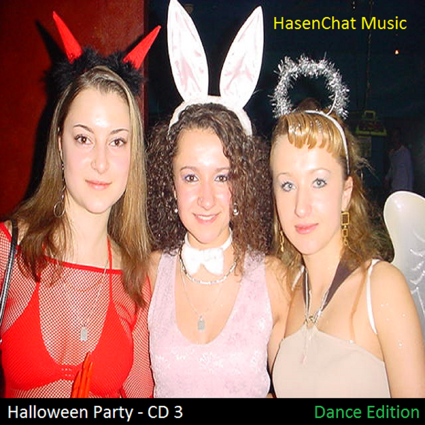 HasenChat Music - Halloween Party 1 - CD 3