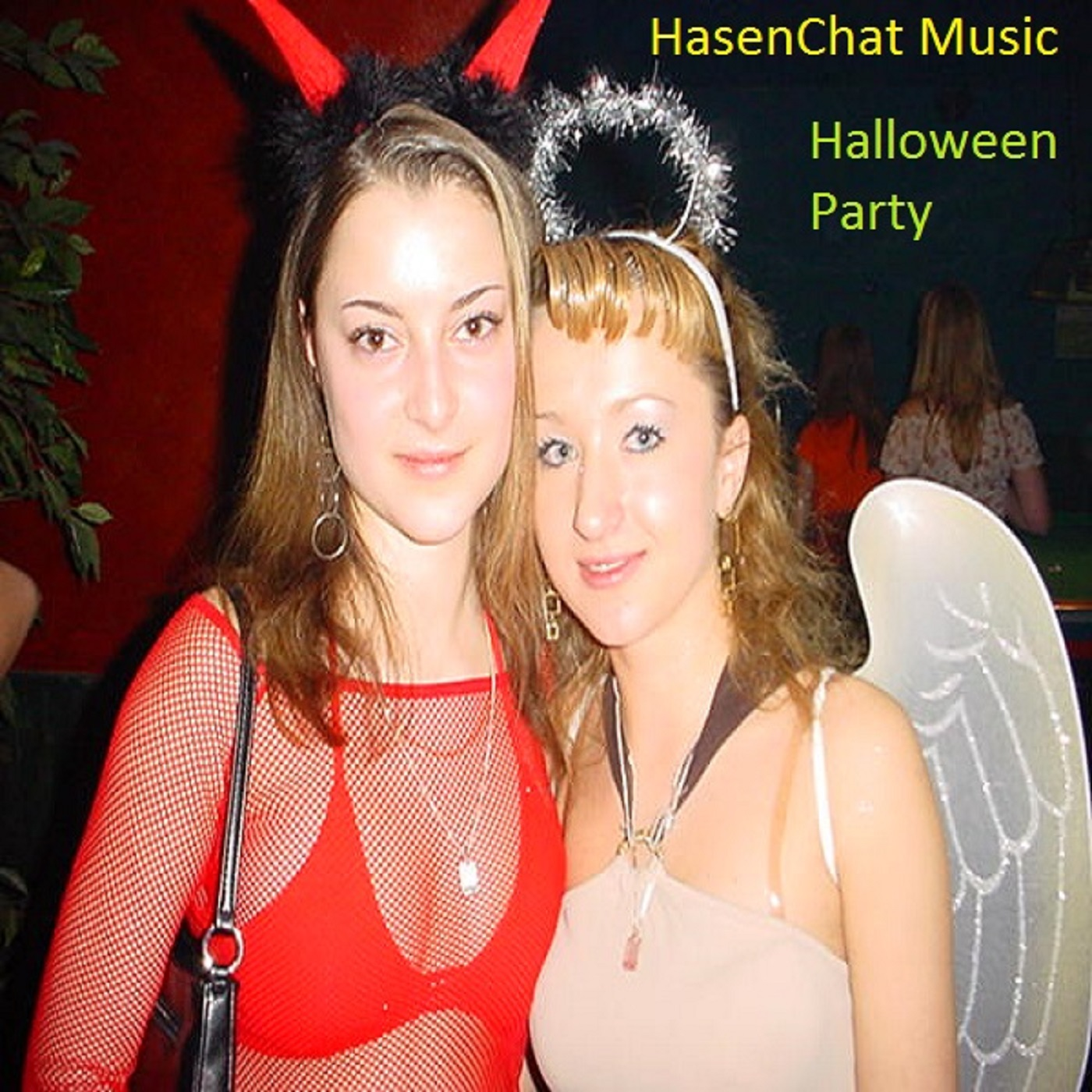 HasenChat Music - Halloween Party 1 - CD 1