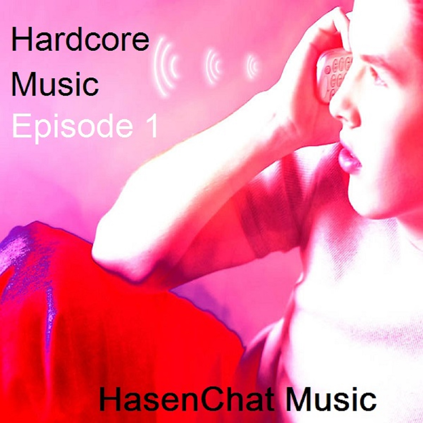 1400x1400 Hardcore Music 1 - Cover