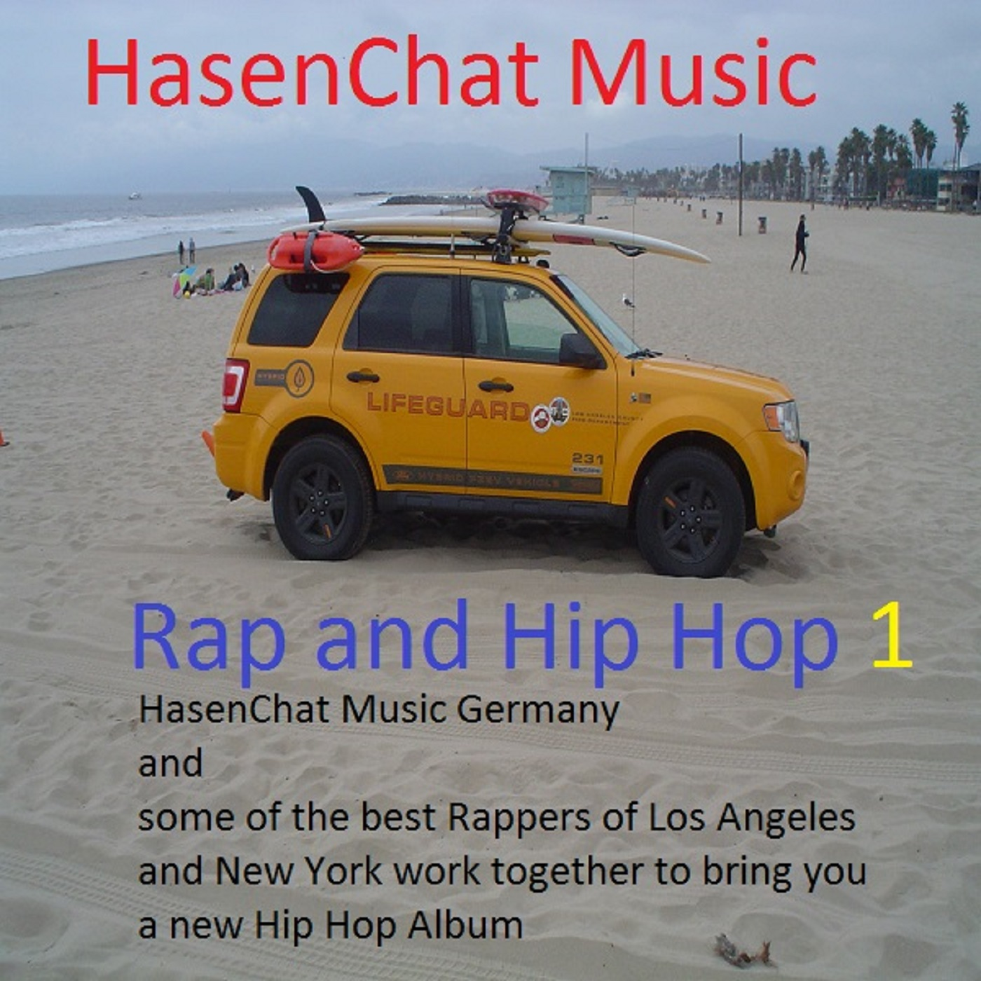 HasenChat Music - Rap and Hip Hop - Episode 1
