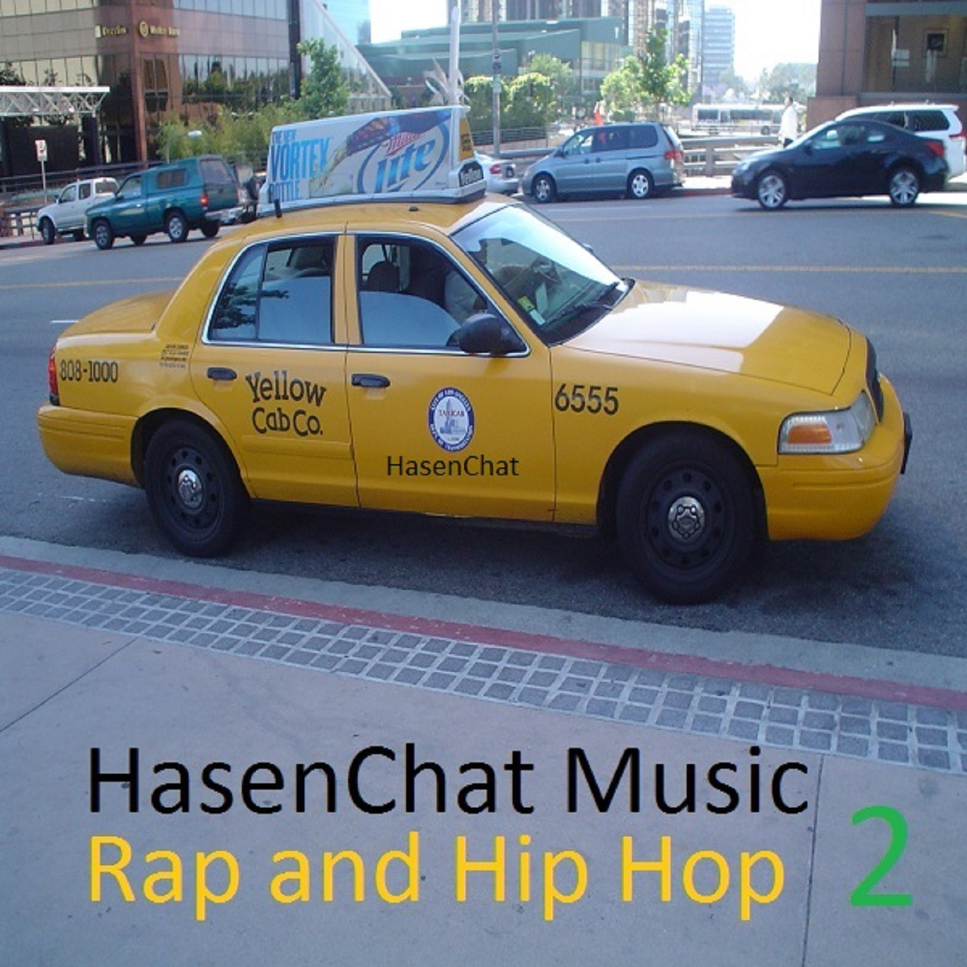 HasenChat Music - Rap and Hip Hop - Episode 2