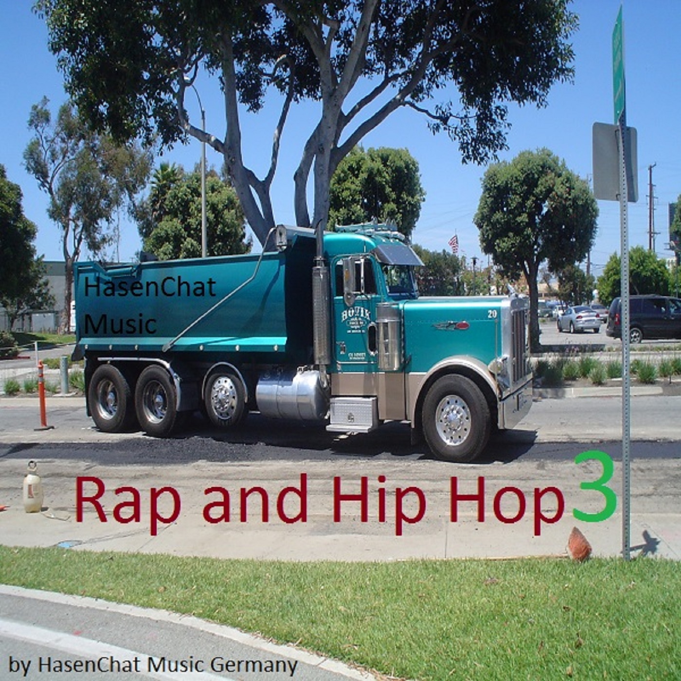 HasenChat Music - Rap and Hip Hop - Episode 3