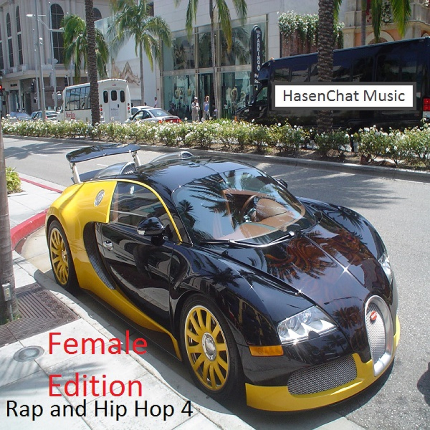 HasenChat Music - Rap and Hip Hop - Episode 4