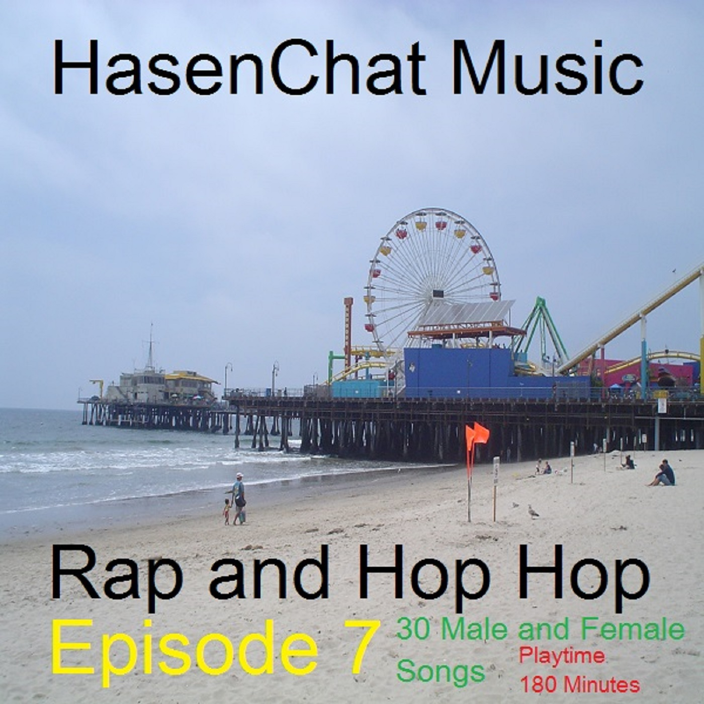 HasenChat Music - Rap and Hip Hop - Episode 7