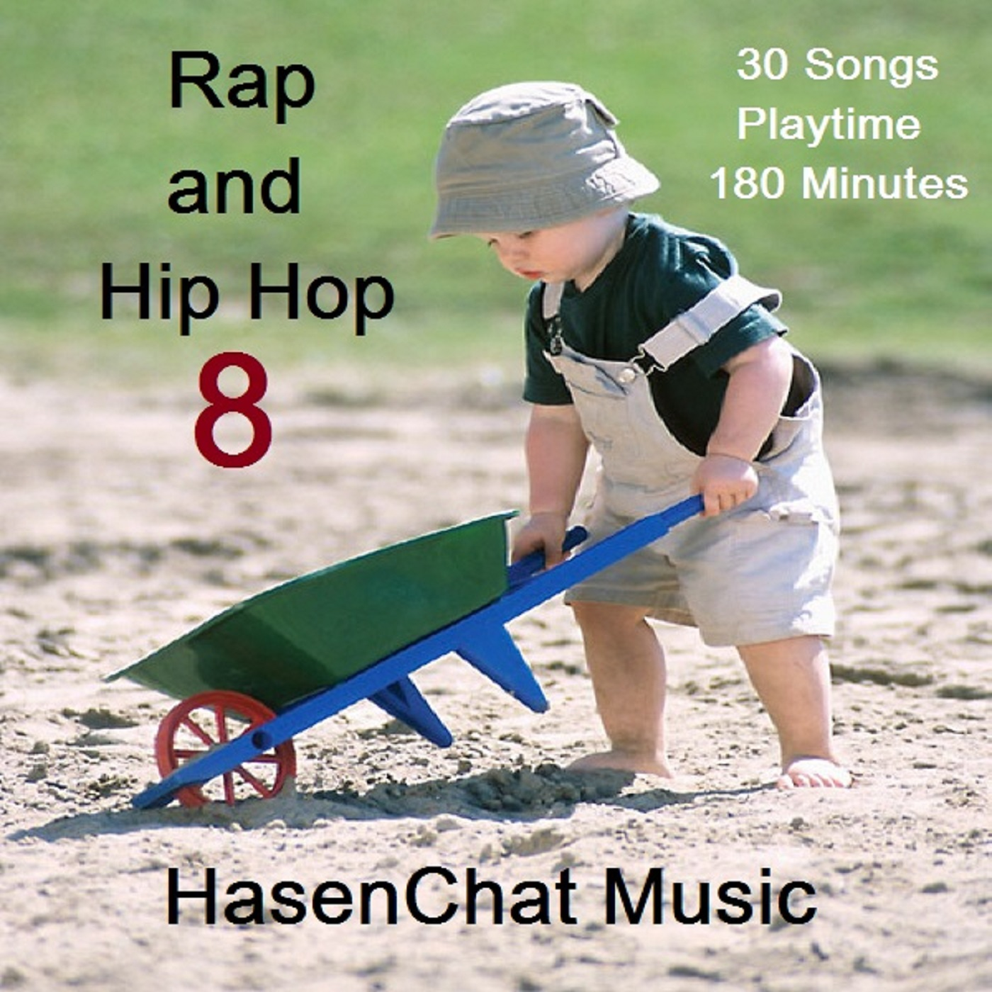 HasenChat Music - Rap and Hip Hop - Episode 8