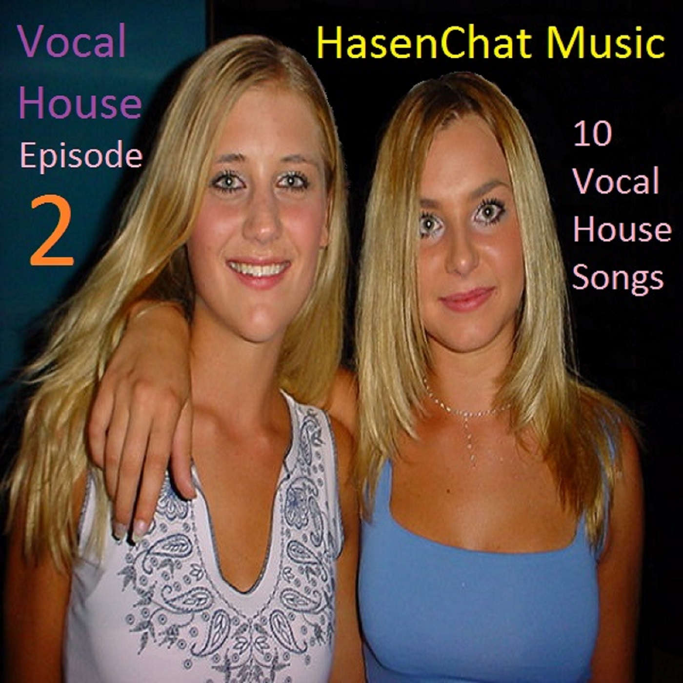 1400x1400 Vocal House Episode 2 Cover ohne www