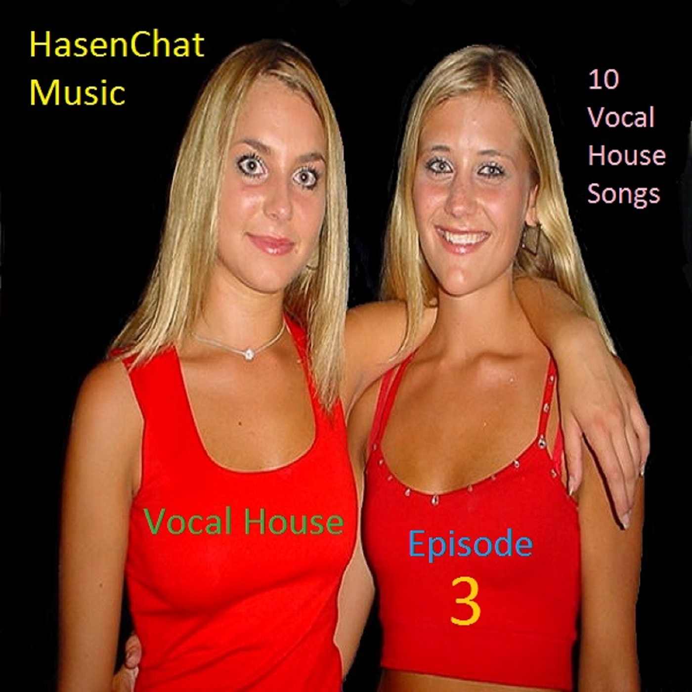 1400x1400 Vocal House Episode 3 Cover ohne www