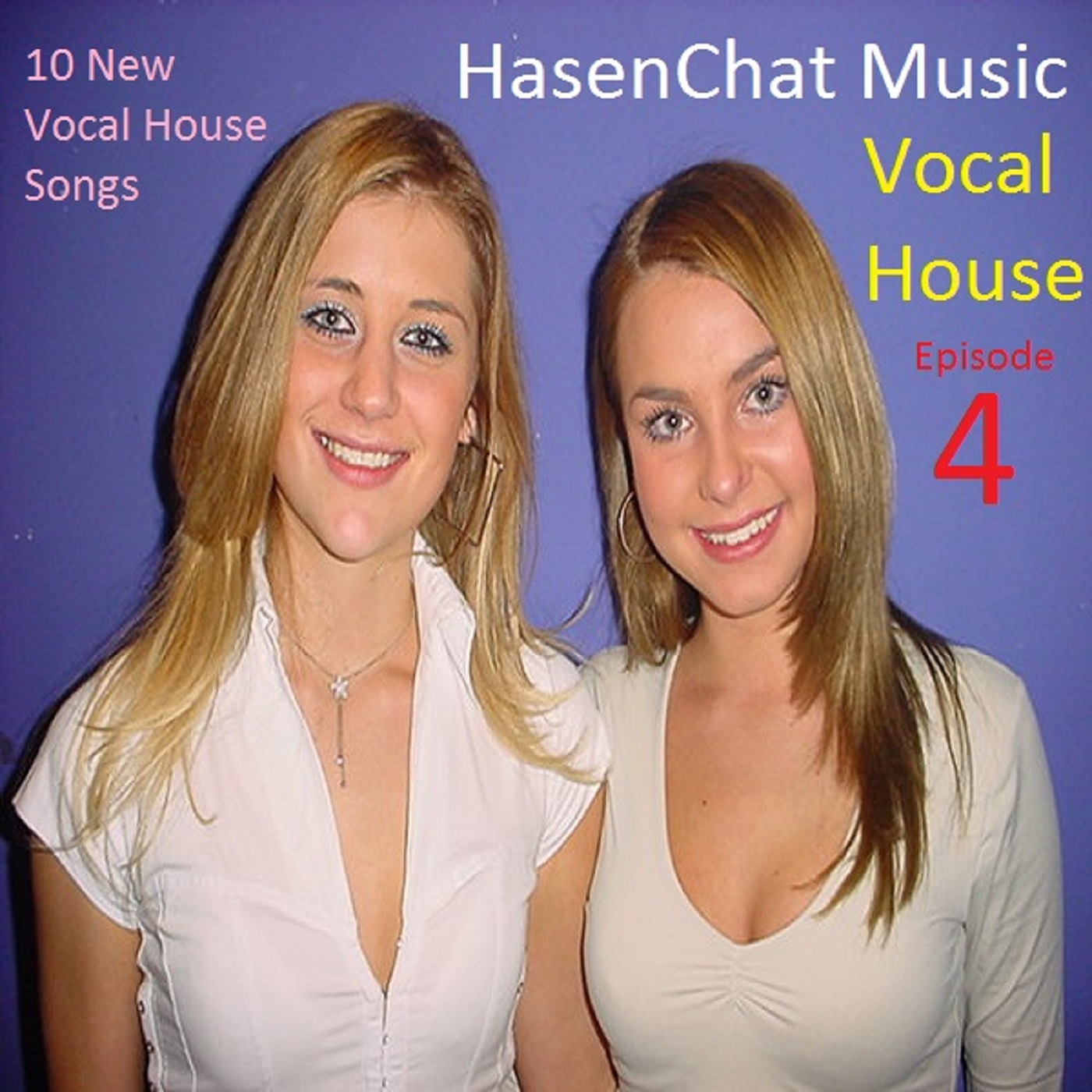 1400x1400 Vocal House Episode 4 Cover